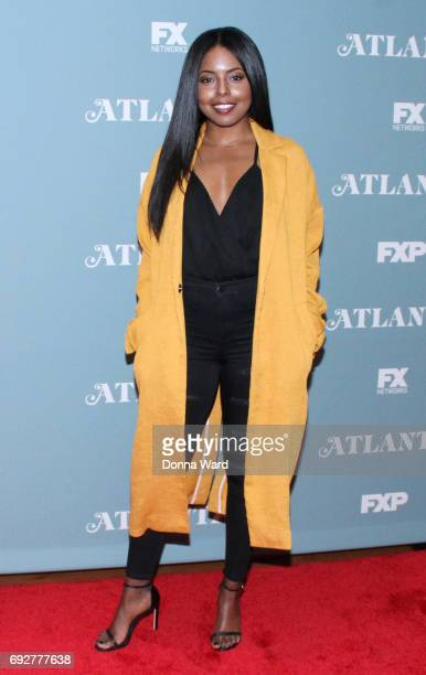 Adrienne Warren attends the 'Atlanta' FYC Screening at Zankel Hall at Zankel Hall Carnegie Hall on June 5 2017 in New York City
