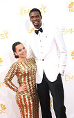 Adrienne Williams Bosh and NBA player Chris Boshmy Awards held at Nokia Theatre LA Live on August 25 2014 in Los Angeles California