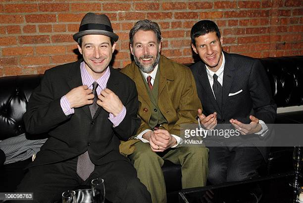 AdRock MCA and Mike D of Beastie Boys
