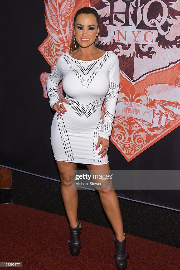 Adult actress Lisa Ann attends Lisa Ann's Birthday Celebration at Headquarters on May 7, 2013 in New York City.