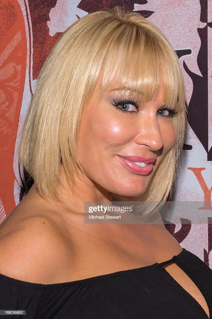 Adult actress Mellanie Monroe attends Lisa Ann's Birthday Celebration at Headquarters on May 7, 2013 in New York City.