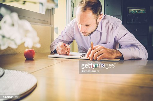 Adult Coloring Books - young man relaxing at home