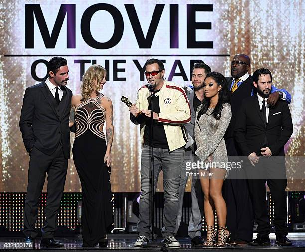 Adult film actor Charles Dera adult film actress Kleio Valentien adult film producer/director Axel Braun adult film actor Seth Gamble adult film...