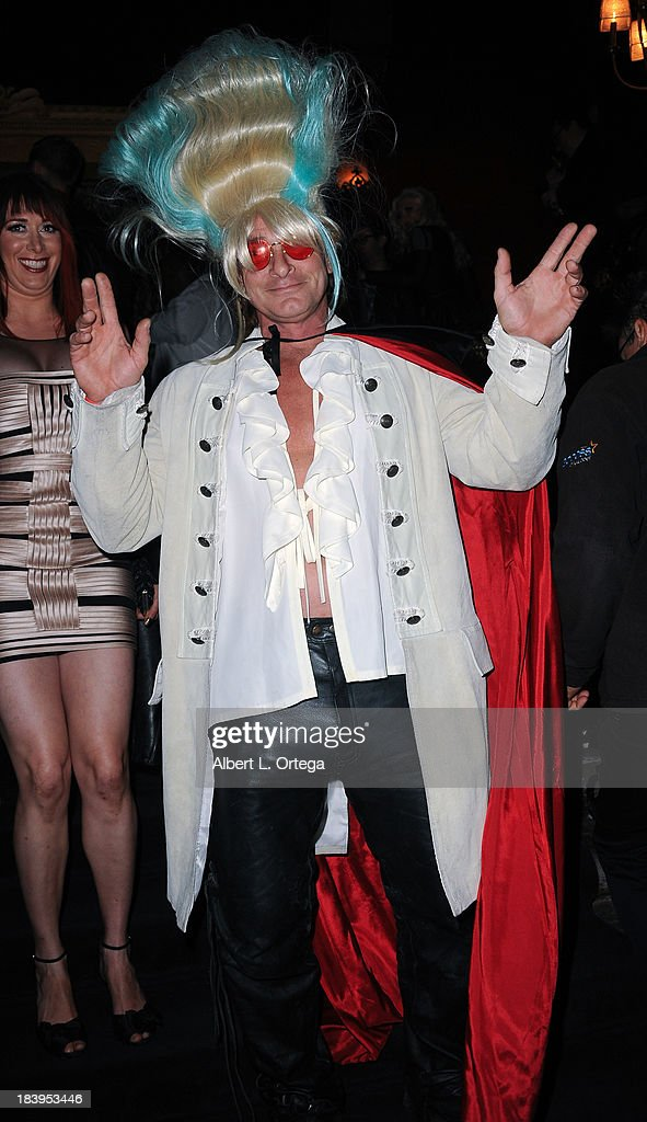 Adult film actor Evan Stone arrives for The 1st Annual Sex Awards 2013 held at Avalon on October 9, 2013 in Hollywood, California.
