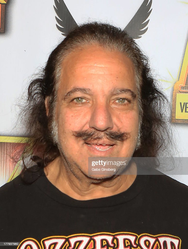 Adult film actor <a gi-track='captionPersonalityLinkClicked' href=/galleries/search?phrase=Ron+Jeremy&family=editorial&specificpeople=206455 ng-click='$event.stopPropagation()'>Ron Jeremy</a> arrives at the 2013 Vegas Rocks! magazine music awards at The Joint inside the Hard Rock Hotel & Casino on August 25, 2013 in Las Vegas, Nevada.