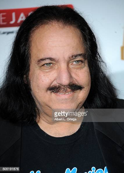 Adult film actor Ron Jeremy arrives for the 2016 XBIZ Awards held at JW Marriott Los Angeles at LA LIVE on January 15 2016 in Los Angeles California