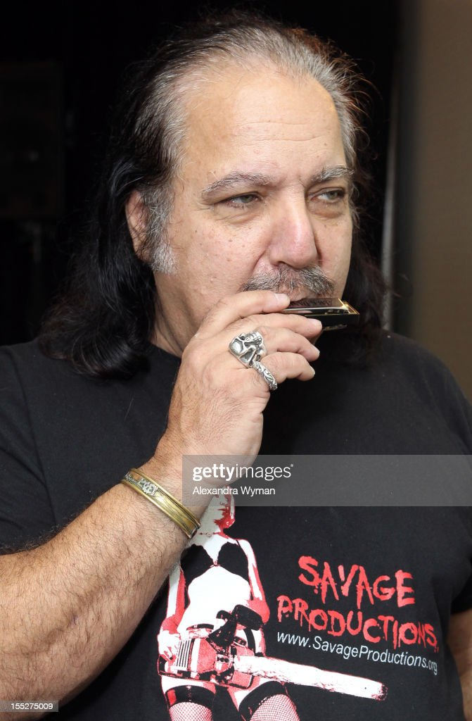 Adult film actor Ron Jeremy attends American Film Market - Day 3 at the Loews Santa Monica Beach Hotel on November 2, 2012 in Santa Monica, California.