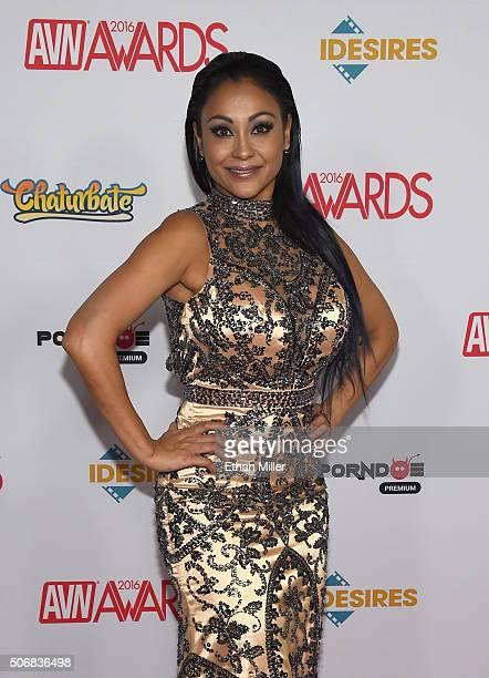 Adult film actress Priya Rai attends the 2016 Adult Video News Awards at the Hard Rock Hotel Casino on January 23 2016 in Las Vegas Nevada
