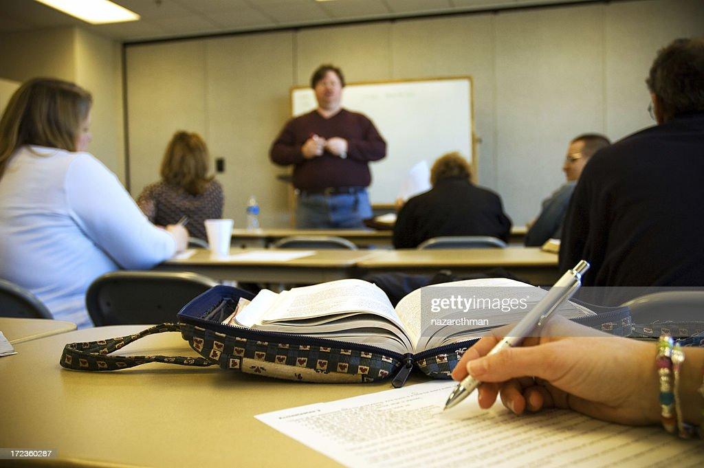 adult study class