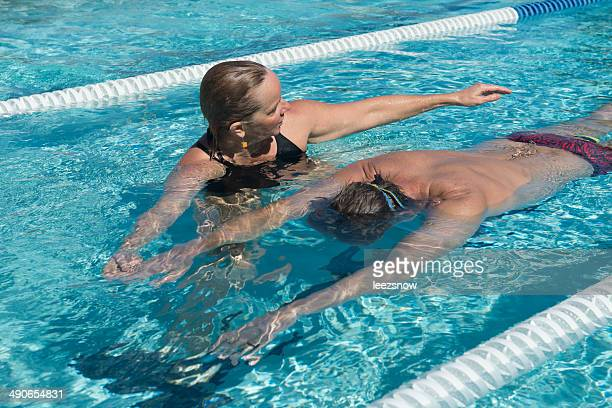 Adult Swimming Lesson