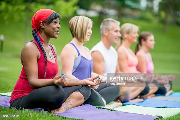 Adulte cours de Yoga