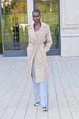 ITA: Versace Outside Arrivals - Milan Fashion Fashion Week Spring/Summer 2020