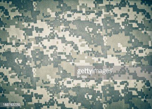 Advanced Combat Uniform (ACU) Camouflage Background