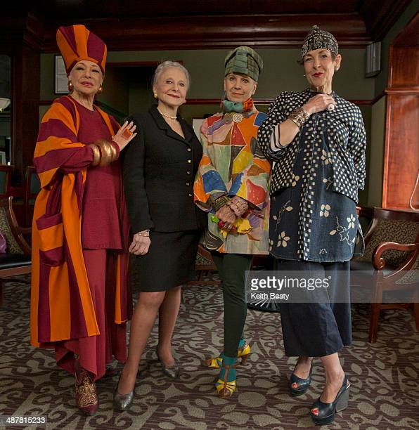 Advanced Style a documentary about the fabulous fashionistas of NYC ages 6090s made famous in Ari Seth Cohen's Advanced Style blog is at Hot Docs...