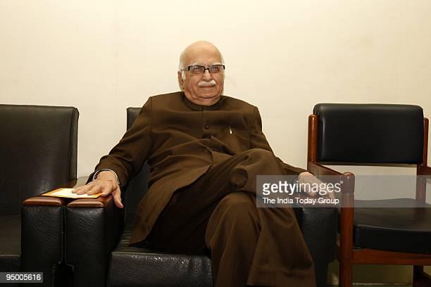 K Advani resigned as the Leader of Opposition on December 18 2009