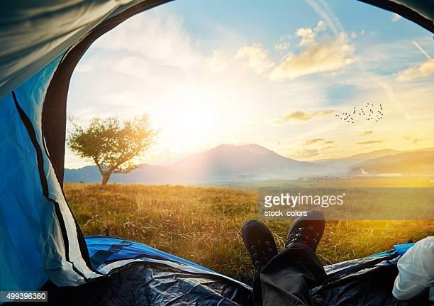 Abenteuer und Entspannen