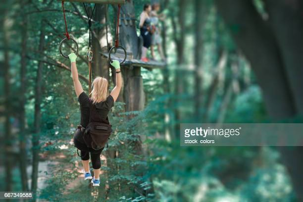 Tyrolean Traverse Stock Photos And Pictures Getty Images