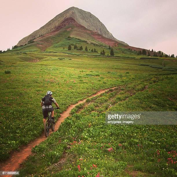 adventure inspiration mountain biking rocky mountains