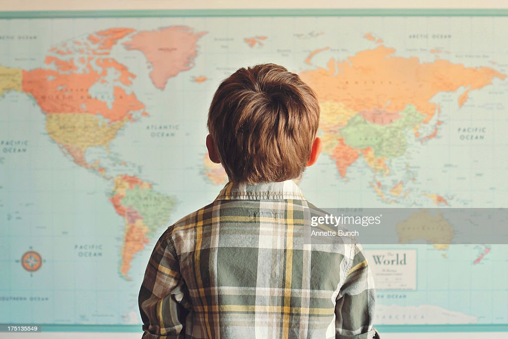 Adventure is out there : Stock Photo