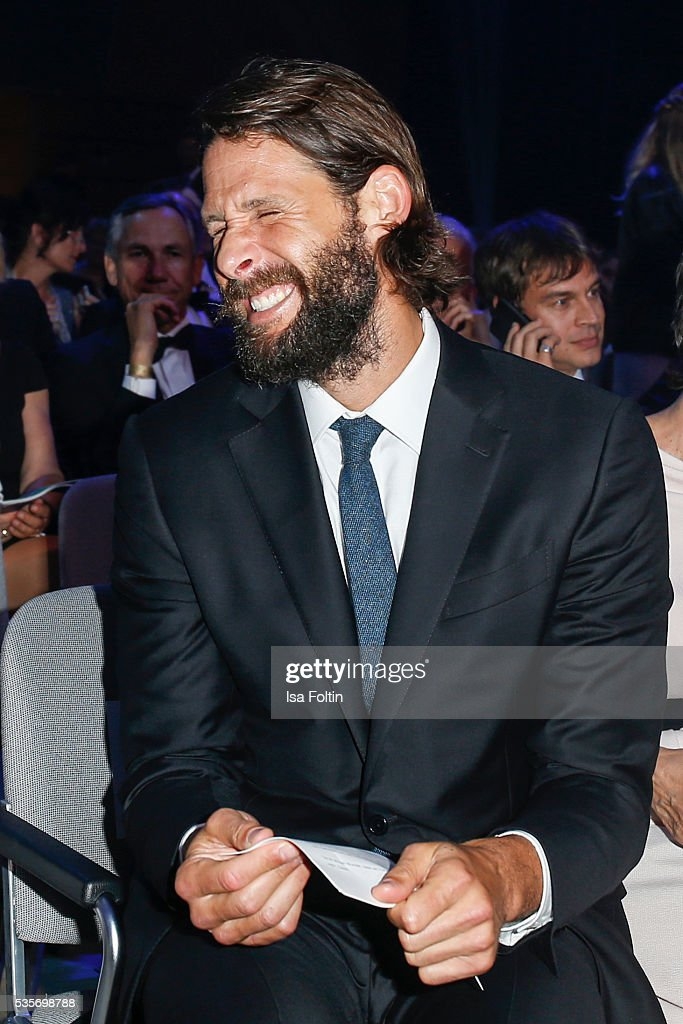 Adventurer <a gi-track='captionPersonalityLinkClicked' href=/galleries/search?phrase=David+Mayer+de+Rothschild+-+Environmentalist&family=editorial&specificpeople=216325 ng-click='$event.stopPropagation()'>David Mayer de Rothschild</a> attend the Green Tec Award at ICM Munich on May 29, 2016 in Munich, Germany.