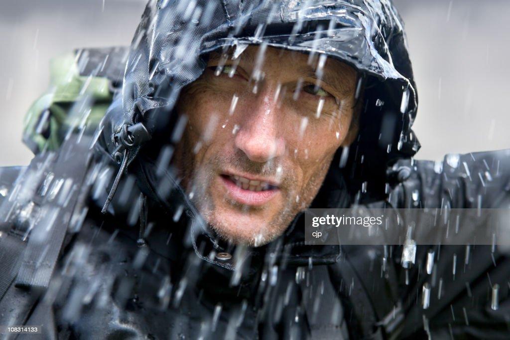 Adventurer in Typhoon