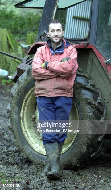 Adventurer Jason Lewis 37 helping out on a farm near his home town of Bridport Jason Lewis who has more recently been working on a buffalo ranch in...
