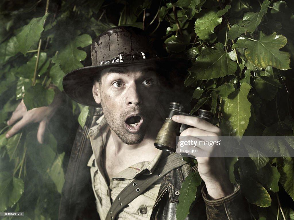 Adventurer : Stock Photo