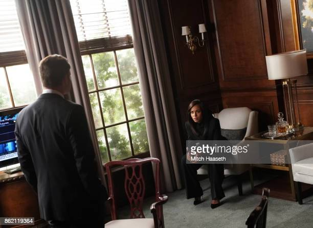 SCANDAL Adventures in Babysitting Olivia and Mellie assert their power like never before meanwhile Cyrus is working on congressional approval to...