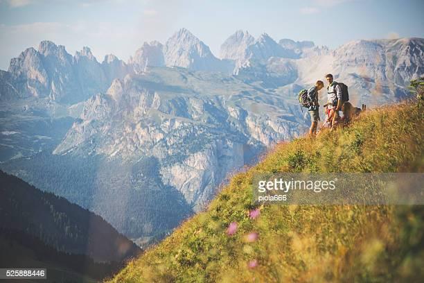 Avventure sulle Dolomiti in estate