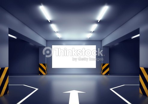 Advertisement Background Stock Photo