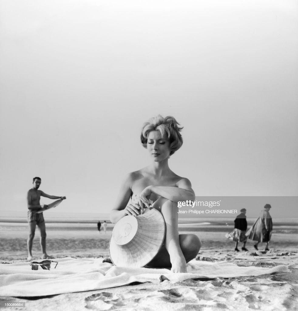 Advertisement for Helena Rubinstein in 1960.