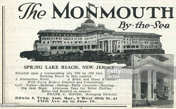 New Monmouth Hotel Stock Photos And Pictures Getty Images