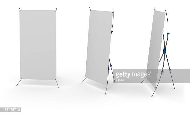 Advertisement stand (for your text)