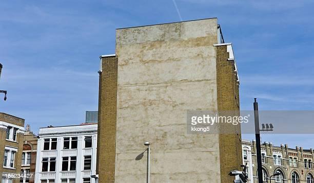 Advertising Billboard/Street Art Space in London England