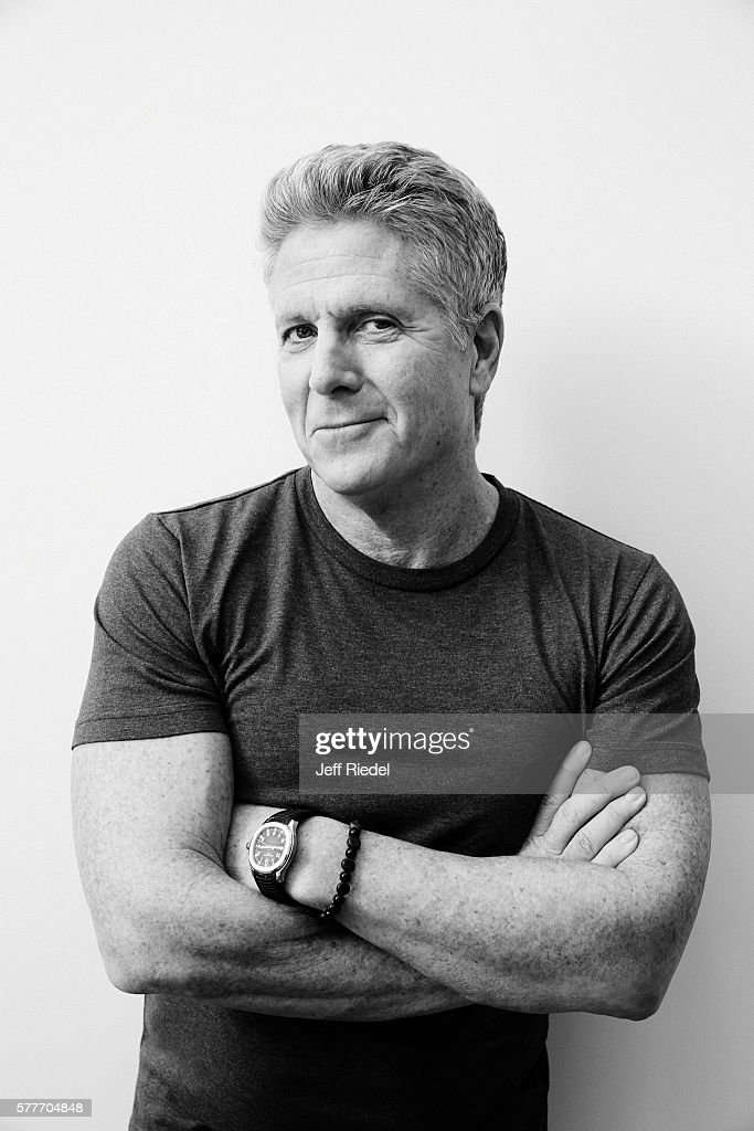 Advertising executive Donny Deutsch is photographed for Haute Time Magazine on November 23, 2015 in New York City. PUBLISHED
