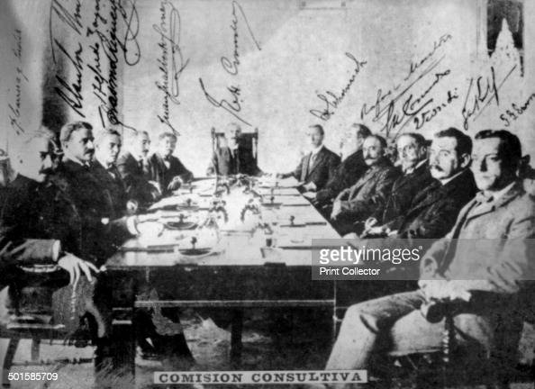 Advisory Committee 1908 Charles Edward Magoon appoints an Advisory Law Commission to study legislative matters The Commission consists of 9 Cubans...