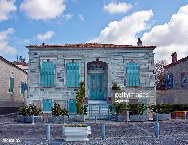 エーゲ海の家