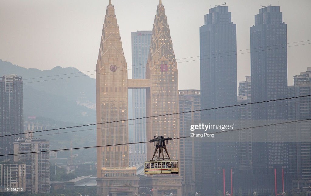 Aerial cable cars fly over the city which is both a usual mode of transportation and a popular tourist attraction of the city With a growth rate of...