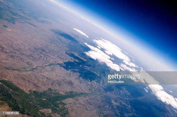 Luftbild Klippen