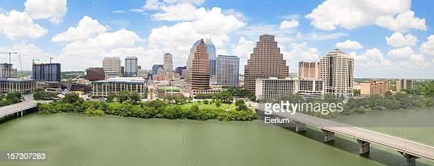 Austin Texas Vista da Cidade