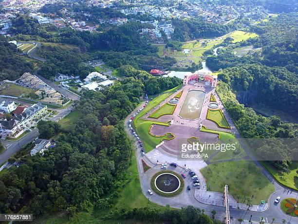 Aerial Image of Curitiba - Paraná
