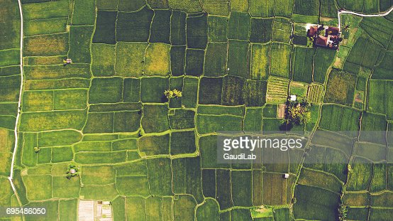 空中風景 : ストックフォト