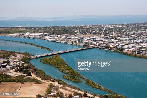 Aerial Mackay Queensland