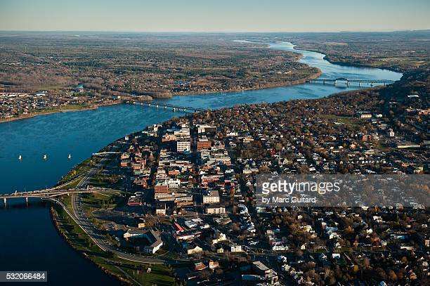 Maritime provinces stock photos and pictures getty images for Prestige homes new brunswick