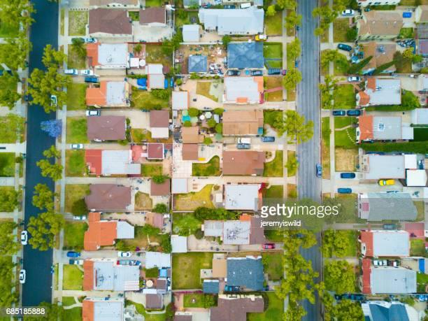 Luftbild des Stadtteils