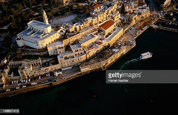 Aerial of Old City.