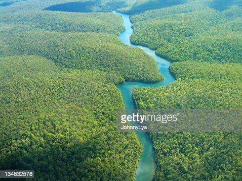 Aerial Photo : Stock Photo
