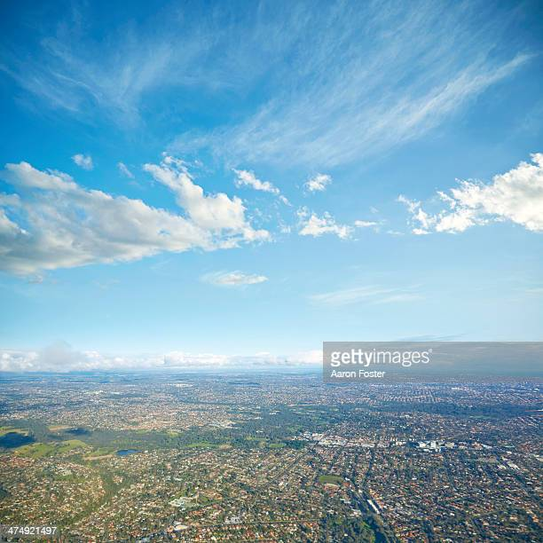 Aerial skyline