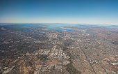 Bird's eye view of Silicon Valley
