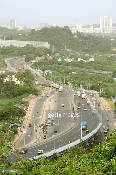Autobahn in Mumbai